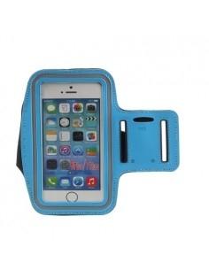 Karra csatolható telefontok futáshoz - 7,5*15,5 cm - VILÁGOSKÉK