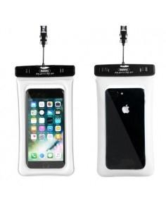 REMAX vízálló telefontok 5.0-6.0 inches készülékekhez - ÁTTETSZŐ