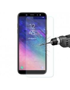 Kijelzővédő karcálló edzett üveg Samsung Galaxy A6 (2018) típusú telefonhoz