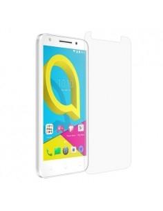 Kijelzővédő karcálló edzett üveg Alcatel U5 típusú telefonhoz