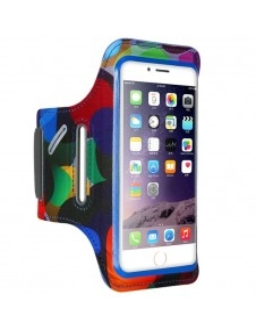 FLOVEME karra csatolható telefontok futáshoz - 7,5*15,5 cm - KÉK