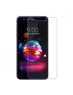 Kijelzővédő karcálló edzett üveg LG K10 (2018) / LG K11 típusú telefonhoz