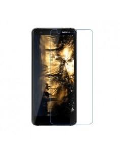 Kijelzővédő karcálló edzett üveg Nokia 3.1 típusú telefonhoz