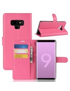 Oldalra nyíló tok Samsung Galaxy Note 9 telefonhoz - PINK