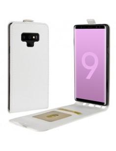 Flip tok Samsung Galaxy Note 9 telefonhoz - FEHÉR