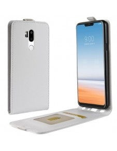 Flip tok LG G7 ThinQ telefonhoz - FEHÉR