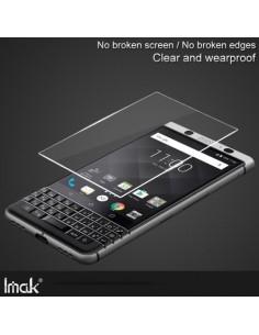 Kijelzővédő karcálló edzett üveg Blackberry Keyone DTEK70 típusú telefonhoz