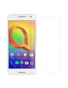 Kijelzővédő karcálló edzett üveg Alcatel A3 típusú telefonhoz