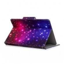 Univerzális 10 inches kitámasztható tablet tok - SZÍNES