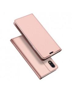 DUX DUCIS telefontok Apple iPhone XR készülékhez - RÓZSAARANY
