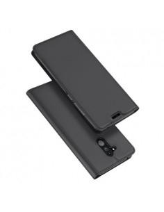 DUX DUCIS telefontok Huawei Mate 20 Lite készülékhez - FEKETE