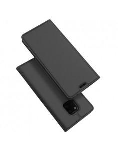 DUX DUCIS telefontok Huawei Mate 20 Pro készülékhez - FEKETE