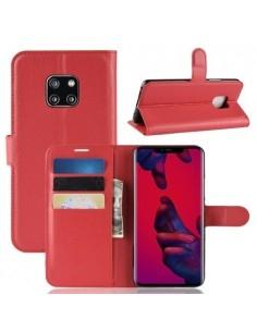 Oldalra nyíló tok Huawei Mate 20 Pro telefonhoz - PIROS