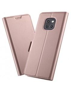 Ultravékony notesztok Huawei Mate 20 Pro telefonhoz - RÓZSAARANY