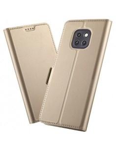 Ultravékony notesztok Huawei Mate 20 Pro telefonhoz - ARANY