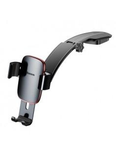 BASEUS Gravity autó műszerfalra rögzíthető univerzális telefon tartó - FEKETE