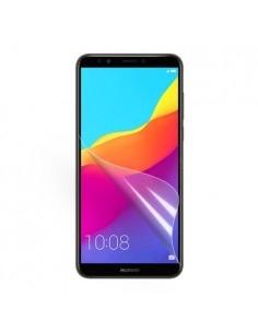 Kijelzővédő karcálló edzett üveg Huawei Y7 Prime (2018) típusú telefonhoz