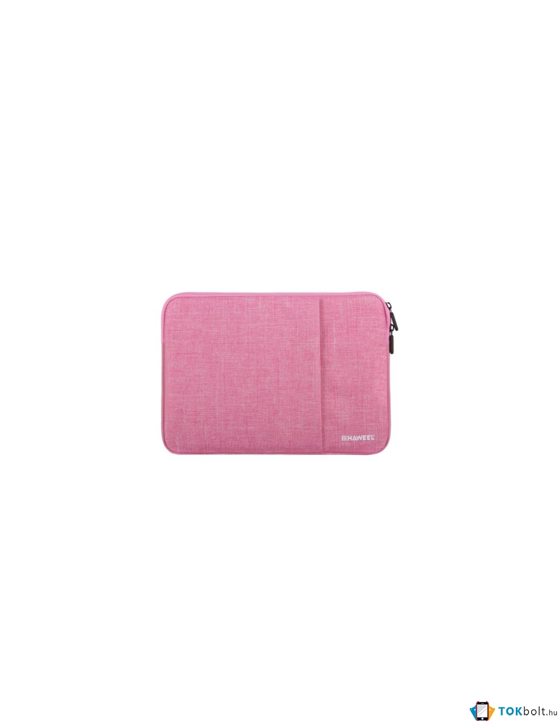 9d2d322471b4 HAWEEL univerzális vízhatlan, ütéselnyelő tok max. 15 colos laptop /  notebook készülékekhez - RÓZSASZÍN