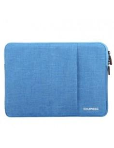 HAWEEL univerzális vízhatlan, ütéselnyelő tok max. 15 colos laptop / notebook készülékekhez - KÉK