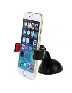 HAWEEL univerzális 360 fokban forgatható szélvédőre rögzíthető telefon tartó 55-85 mm széles készülékekhez