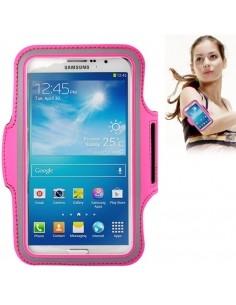 Karra csatolható telefontok futáshoz - 8,5*17,5 cm - PINK