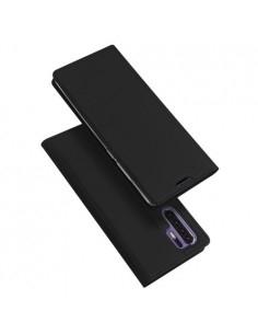 DUX DUCIS telefontok Huawei P30 Pro készülékhez - FEKETE