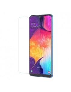 Kijelzővédő karcálló edzett üveg Samsung Galaxy A50 típusú telefonhoz