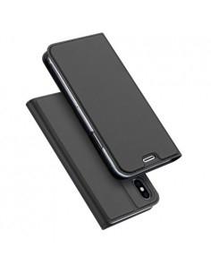 DUX DUCIS telefontok iPhone XS/X készülékhez - SZÜRKE