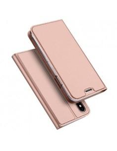 DUX DUCIS telefontok iPhone XS/X készülékhez - RÓZSAARANY