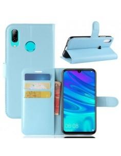 Oldalra nyíló tok Huawei P30 Lite telefonhoz - KÉK