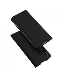 DUX DUCIS telefontok Huawei P30 Lite készülékhez - FEKETE