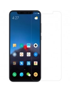 Kijelzővédő karcálló edzett üveg Xiaomi Mi 8 / Mi 8 Explorer Edition típusú telefonhoz
