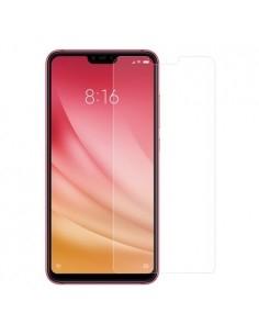 Kijelzővédő karcálló edzett üveg Xiaomi Mi 8 Lite / Mi 8 Youth (Mi 8X) típusú telefonhoz