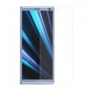 Kijelzővédő karcálló edzett üveg Sony Xperia 10 típusú telefonhoz