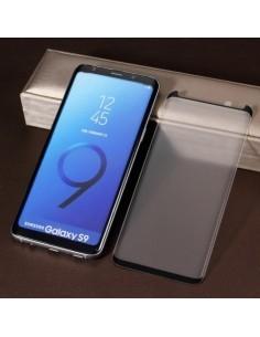 Kijelzővédő karcálló edzett üveg Samsung Galaxy S9 típusú telefonhoz