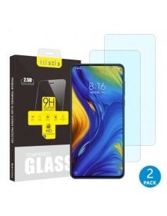 Kijelzővédő karcálló edzett üveg Xiaomi Mi Mix 3 típusú telefonhoz - 2 DB