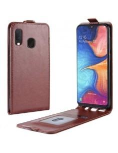 Flip tok Samsung Galaxy A20e telefonhoz - BARNA