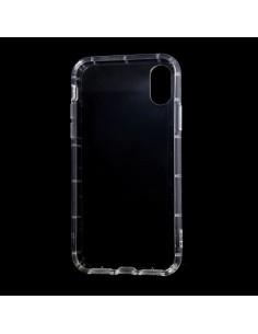 Rugalmas TPU tok iPhone X/XS készülékhez - ÁTTETSZŐ