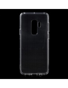 Rugalmas TPU tok Samsung Galaxy S9 Plus készülékhez - ÁTTETSZŐ