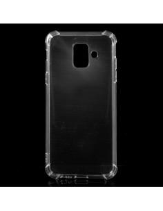 Rugalmas TPU tok Samsung Galaxy A6 (2018) készülékhez - ÁTTETSZŐ