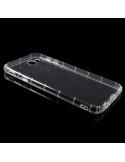 Rugalmas TPU tok Samsung Galaxy J4 Plus készülékhez - ÁTTETSZŐ