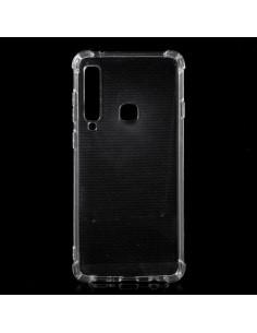 Rugalmas TPU tok Samsung Galaxy A9 (2018) készülékhez - ÁTTETSZŐ