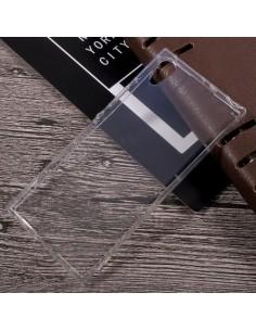 Rugalmas TPU tok Sony Xperia XA1 készülékhez - ÁTTETSZŐ