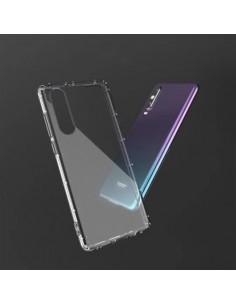 Rugalmas TPU tok Huawei P30 készülékhez - ÁTTETSZŐ