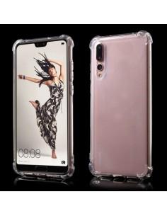 Rugalmas TPU tok Huawei P20 Pro készülékhez - ÁTTETSZŐ