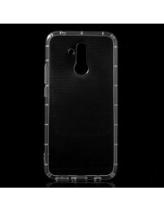 Rugalmas TPU tok Huawei Mate 20 Lite készülékhez - ÁTTETSZŐ
