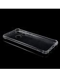 Rugalmas TPU tok Huawei P30 Lite készülékhez - ÁTTETSZŐ