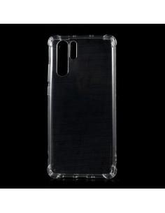 Rugalmas TPU tok Huawei P30 Pro készülékhez - ÁTTETSZŐ