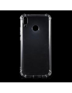 Rugalmas TPU tok Huawei Y9 (2019) készülékhez - ÁTTETSZŐ