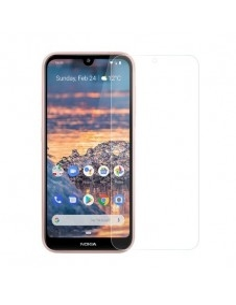 Kijelzővédő karcálló edzett üveg Nokia 4.2 típusú telefonhoz